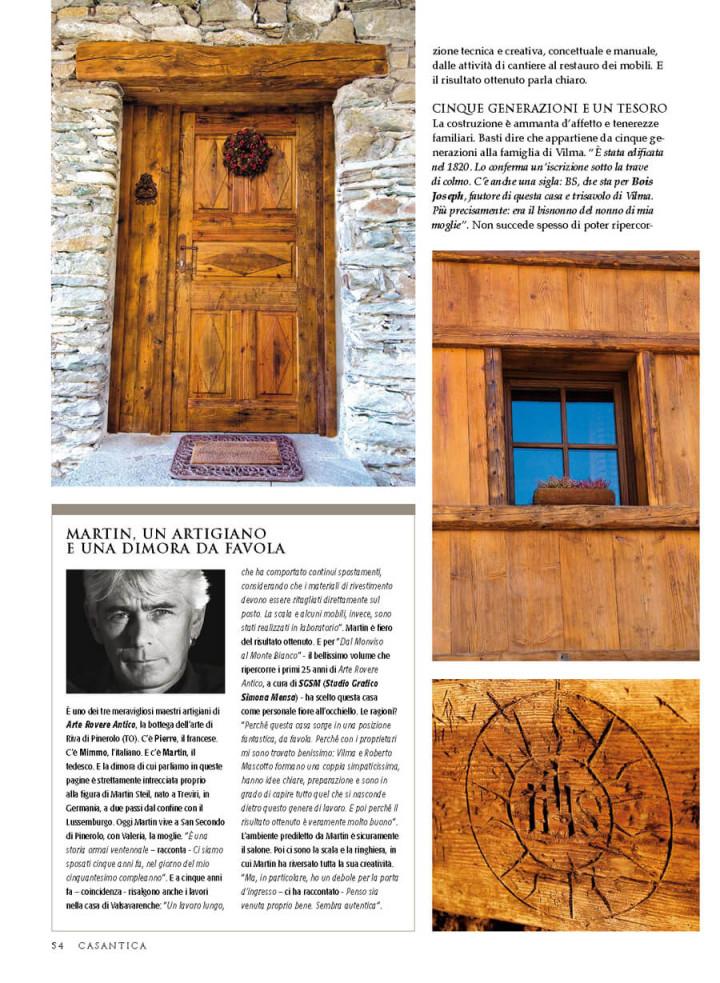 casa antica arte rovere antico