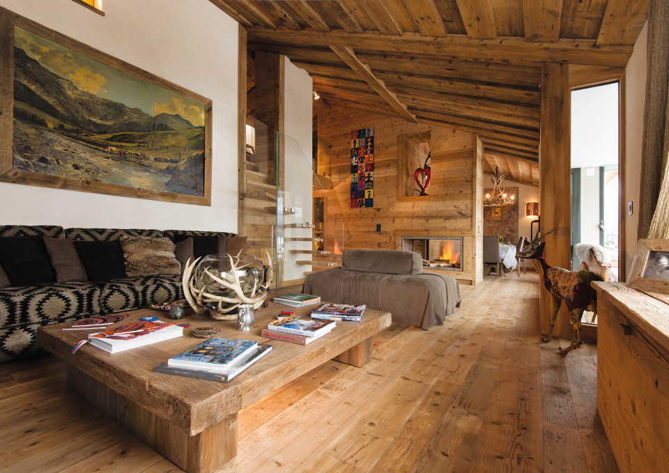 Silvaplana Saint Moritz Arte Rovere Antico